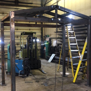 Structures & Frames Welding